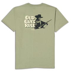 Face It T-Shirt By Old Guys Rule