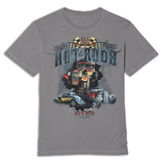 All American Hot Rod T-Shirt