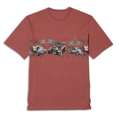 Racing Hot Rods T-Shirt