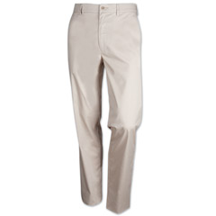 Calcutta Plain Front Tropical Stretch Chinos by Sportif