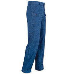 Frequent Traveler Stretch Denim Cargo Pants by Sportif