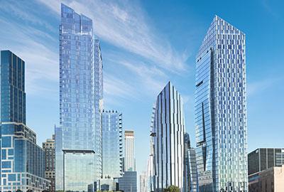 Waterline Square Luxury Condominiums In New York City