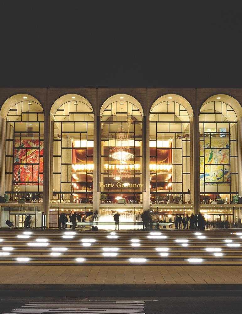 Condos near The Metropolitan Opera