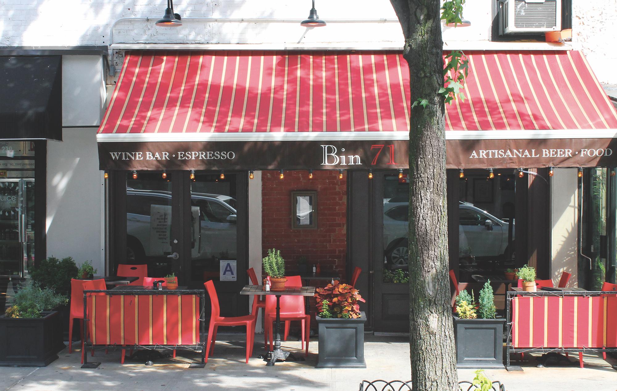 Condos near Bin 71 Restaurant