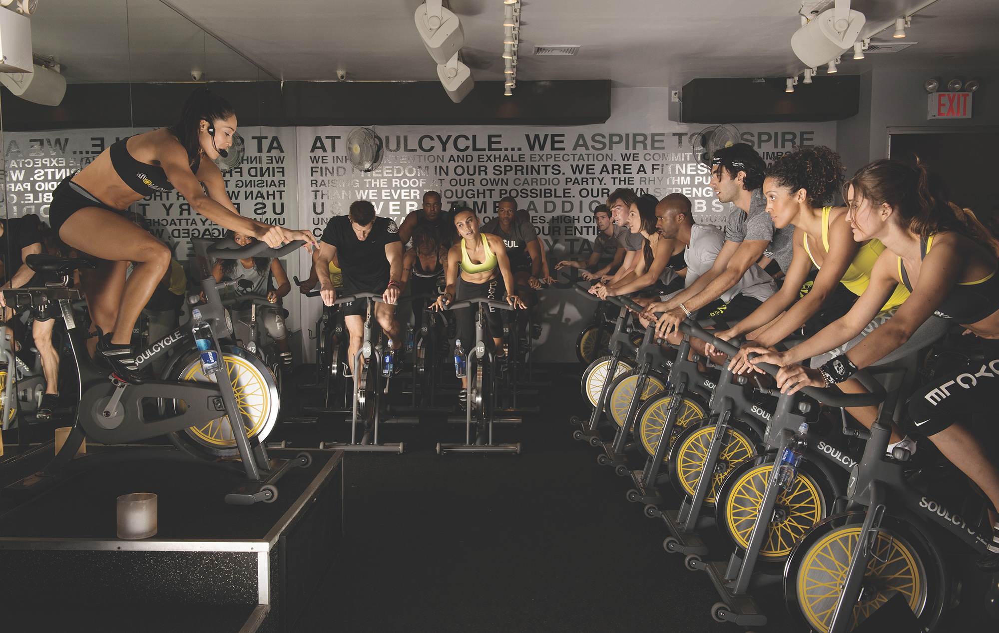 Soul Cycle Near Waterline Square