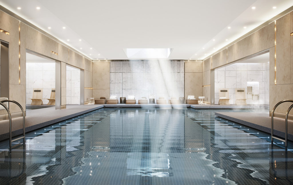 Luxury Condos with Indoor Pool in NYC