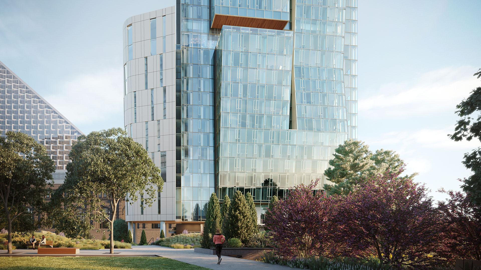 luxury rental buildings in nyc