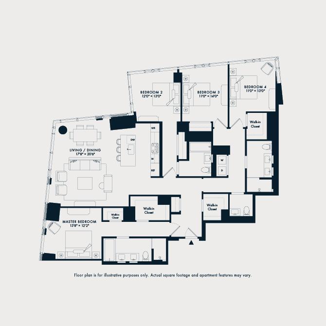 2204  Floor Plan