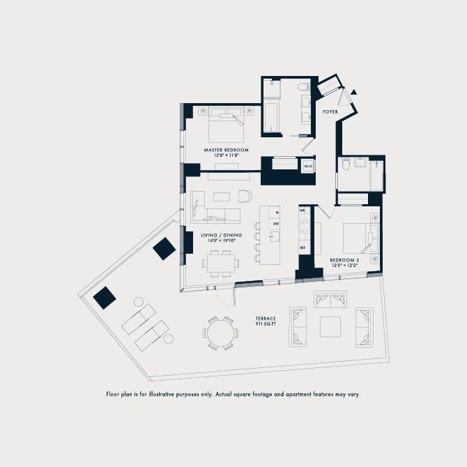 1233  Floor Plan