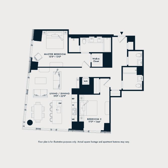 903  Floor Plan