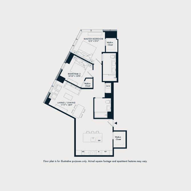633  Floor Plan
