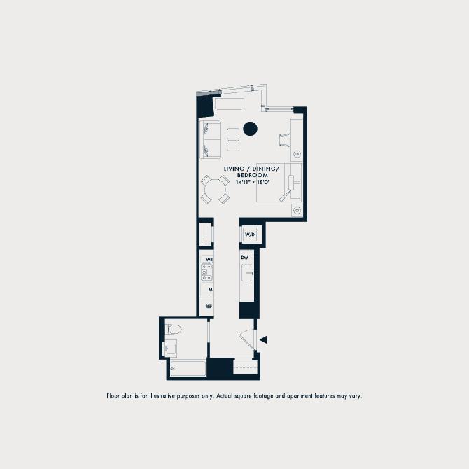 709  Floor Plan