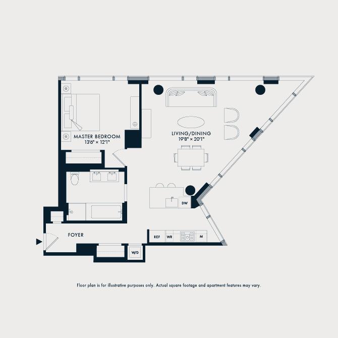 809  Floor Plan