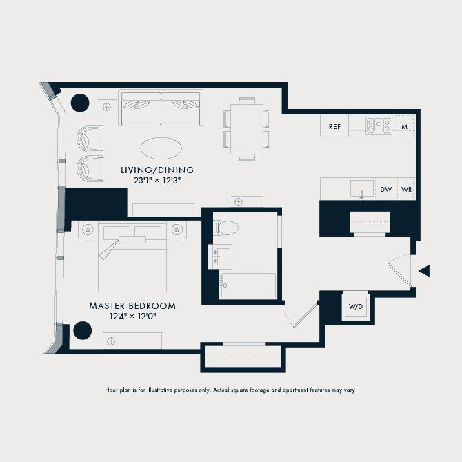 603  Floor Plan