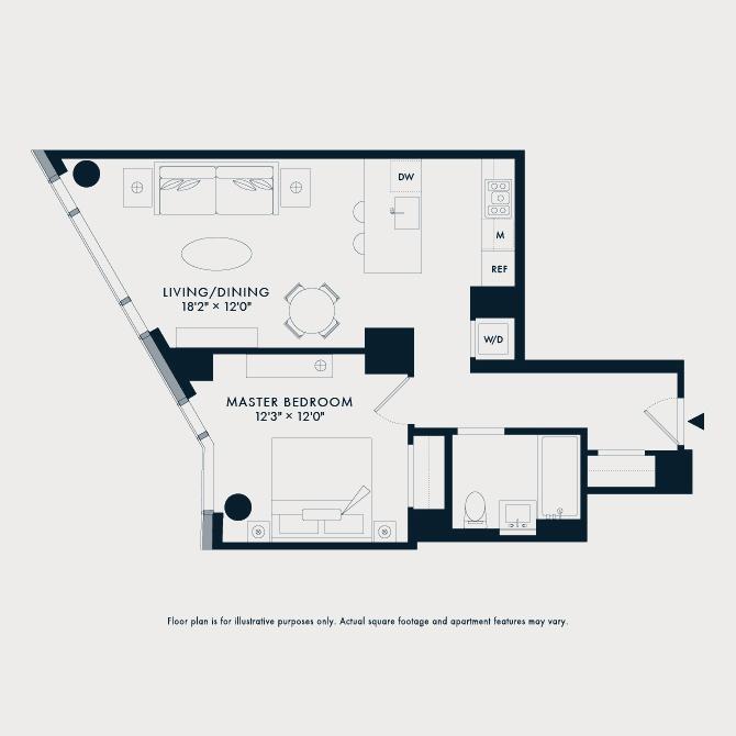 1403  Floor Plan