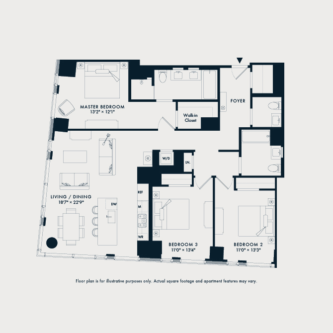 2503  Floor Plan