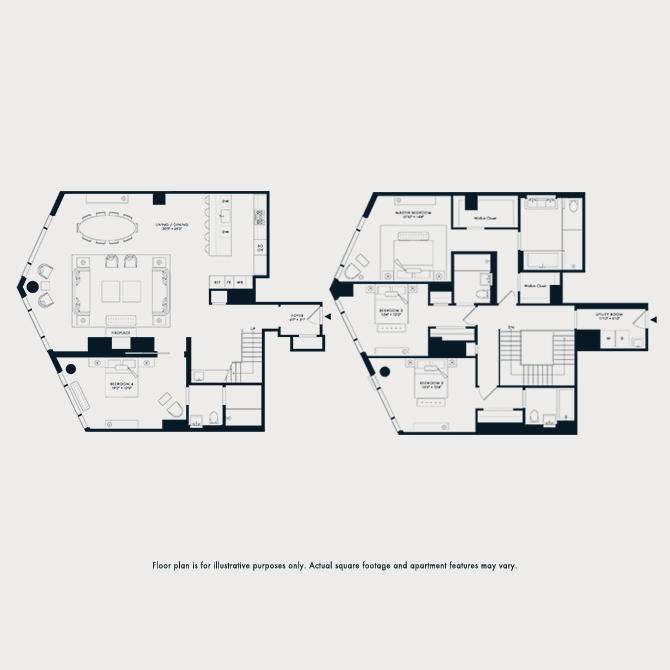 3301  Floor Plan