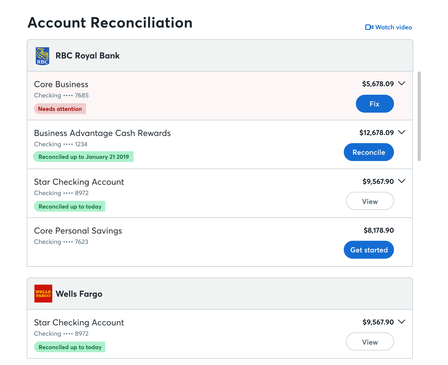 Bank reconciliation upgrade: Keep your books in order & stay