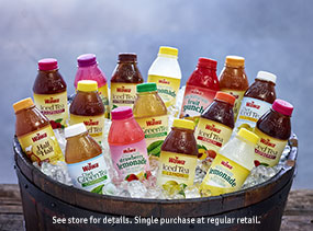 See all varieties of 2 for $2 16oz. Teas and Drinks
