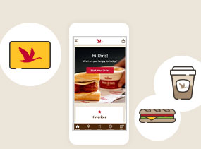 Click To Learn More About The New Wawa App