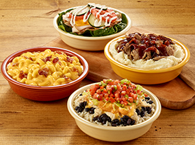 Try your favorites in a Bowl!