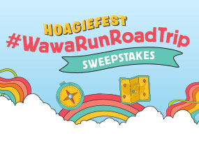 Check in to Win FREE Wawa Hoagies for a Year! Find out how to enter today!