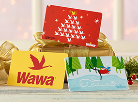 Give the gift of Wawa