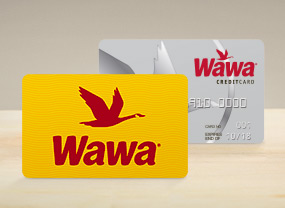 Get the cards and save at Wawa