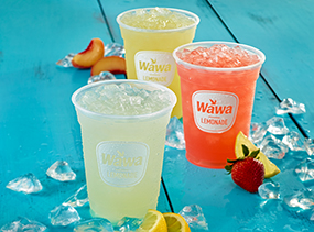Iced Lemonades