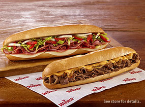 See all $4.99 hot and cold Classic Hoagies®