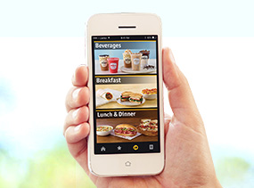 Mobile Ordering Is Here!