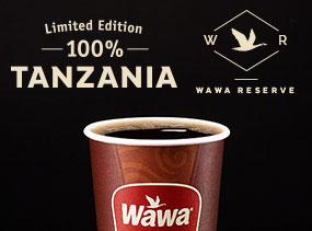 Wawa Reserve - Limited Edition 100% Tanzania Wawa Coffee