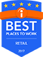 Best Places to Work - Retail