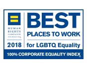 Human Rights Campaign Foundation Best Places to Work for LGBTQ Equality Logo