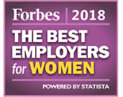 Forbes America's Best Large Employers Logo