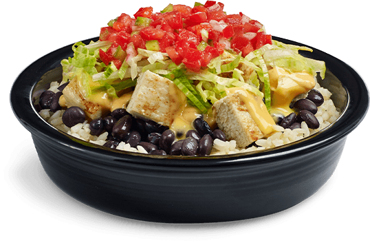 Roasted Chicken Bowl