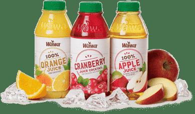 Wawa Juices