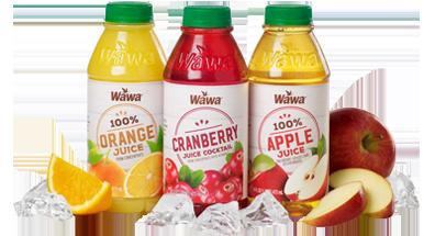 Wawa Bottled Beverages: Teas, Juices, & Other Varieties | Wawa