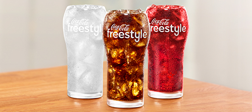 $1 Fountain Drinks 32oz.