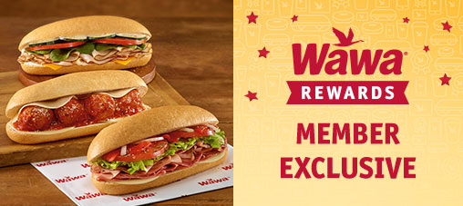 FREE Shorti Hoagie® for New Members