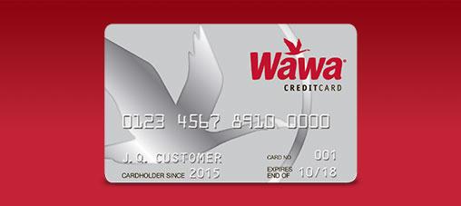 The Wawa Credit Card
