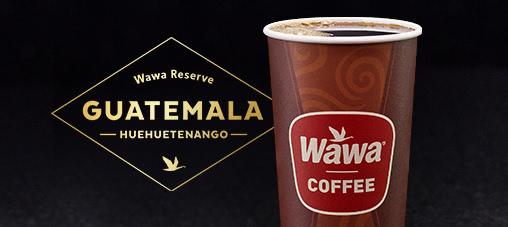 Wawa Reserve Coffee