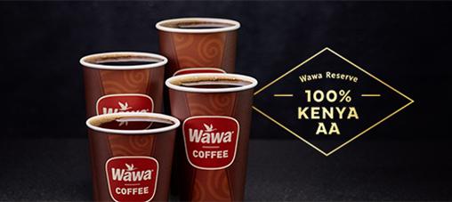 Wawa 100% Kenya AA Coffee