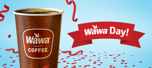 Get FREE Coffee on #WawaDay!