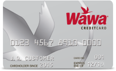 The WawaR Credit Card