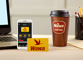 Wawa Rewards - Earn rewards on your purchases!