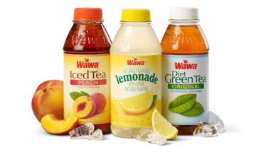 Teas & Fruit Drinks