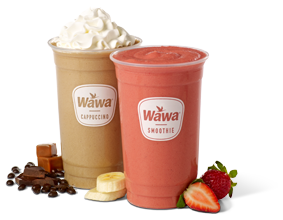Wawa Frozen Beverages Smoothies Frozen Lemonades More Wawa