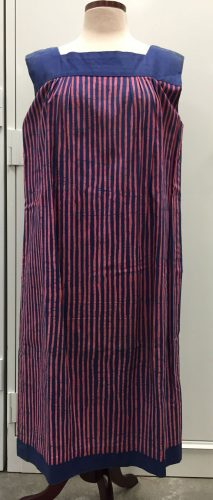 The dress worn by Barbara Gittings to the Annual Reminder in 1966. Now in the collections of the Smithsonian Institution