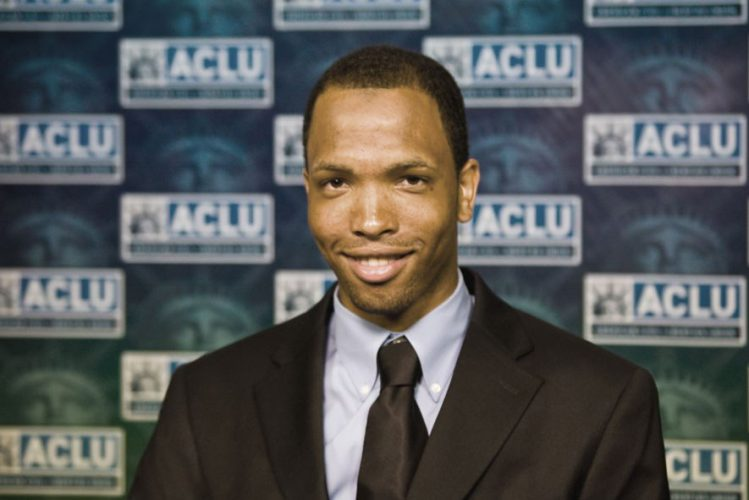 Photograph of Andre Cooley. American Civil Liberties Union (ACLU), 2010